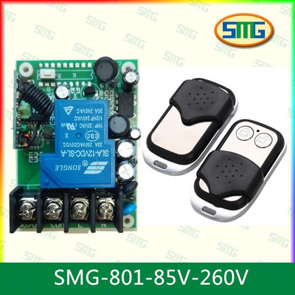 rf remote control circuit pdf