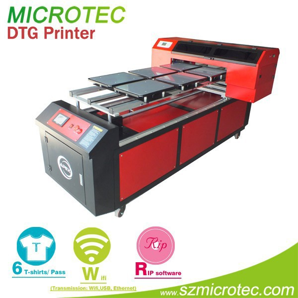 Brand new automatic garment printer printer for clothes with high quality