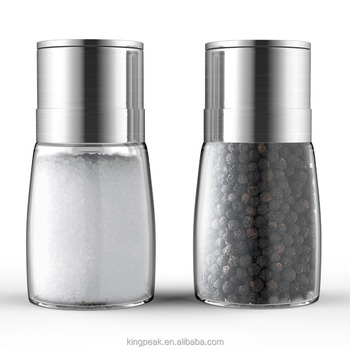 2017 Best Ing Salt And Pepper Grinder Set Shakers For Professional Chef
