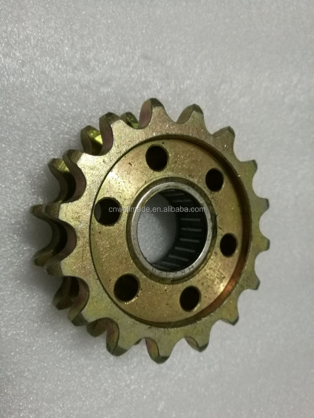 Kinroad 150cc Front Double Sprocket with 16T EPA EEC Go Kart