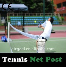 Inflatable and Portable Tennis net post