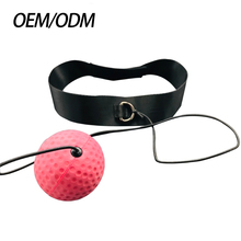 Boxing Reflex Head Band Boxing Speed Balls Training Punch Exercise