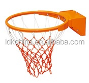 Professional elastic basketball rim for competition