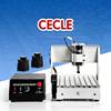 2018 metal cnc router woodworking cnc milling machine price