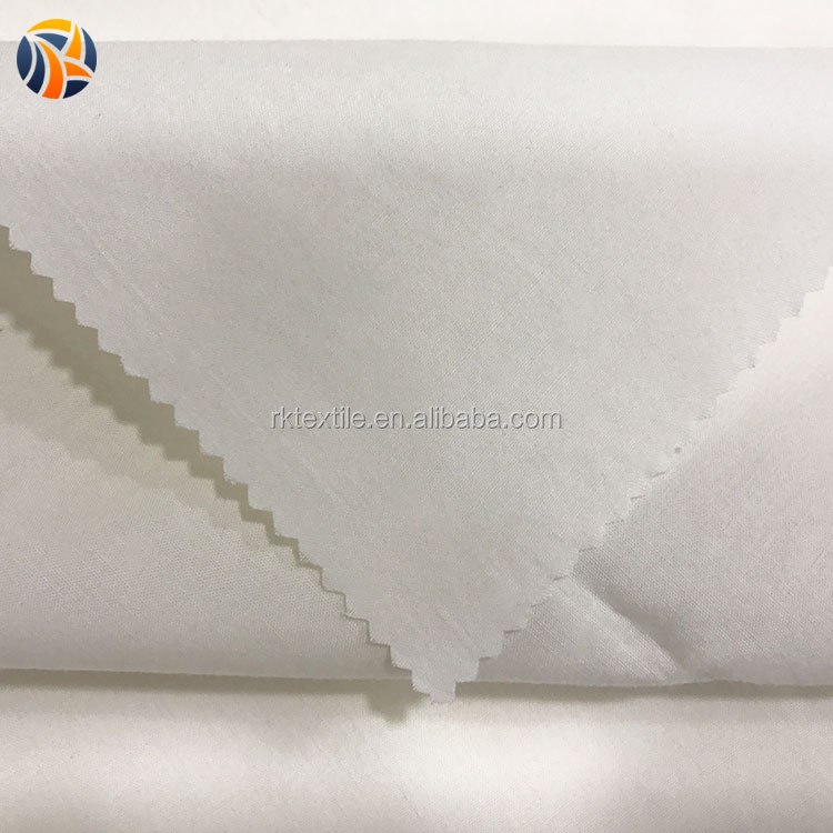 65 polyester 35 cotton blend poplin mix polyester cotton fabric