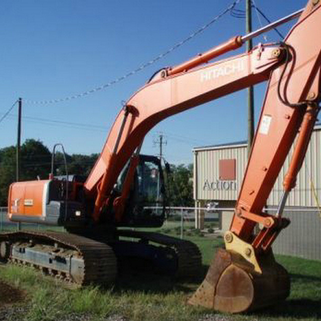 zx200 used excavator20 ton Japanese hot sale good quality