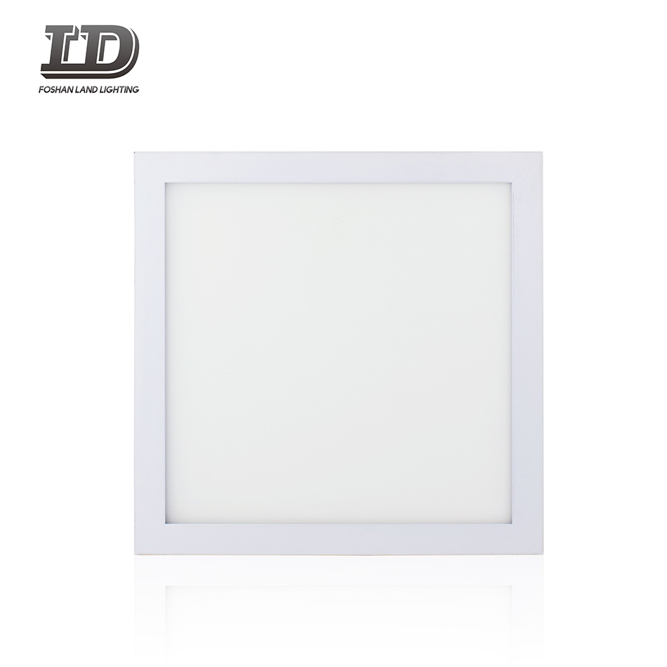 Cost effectiveness ultra slim 300*300 led <strong>flat</strong> surface mounted square led panel lights