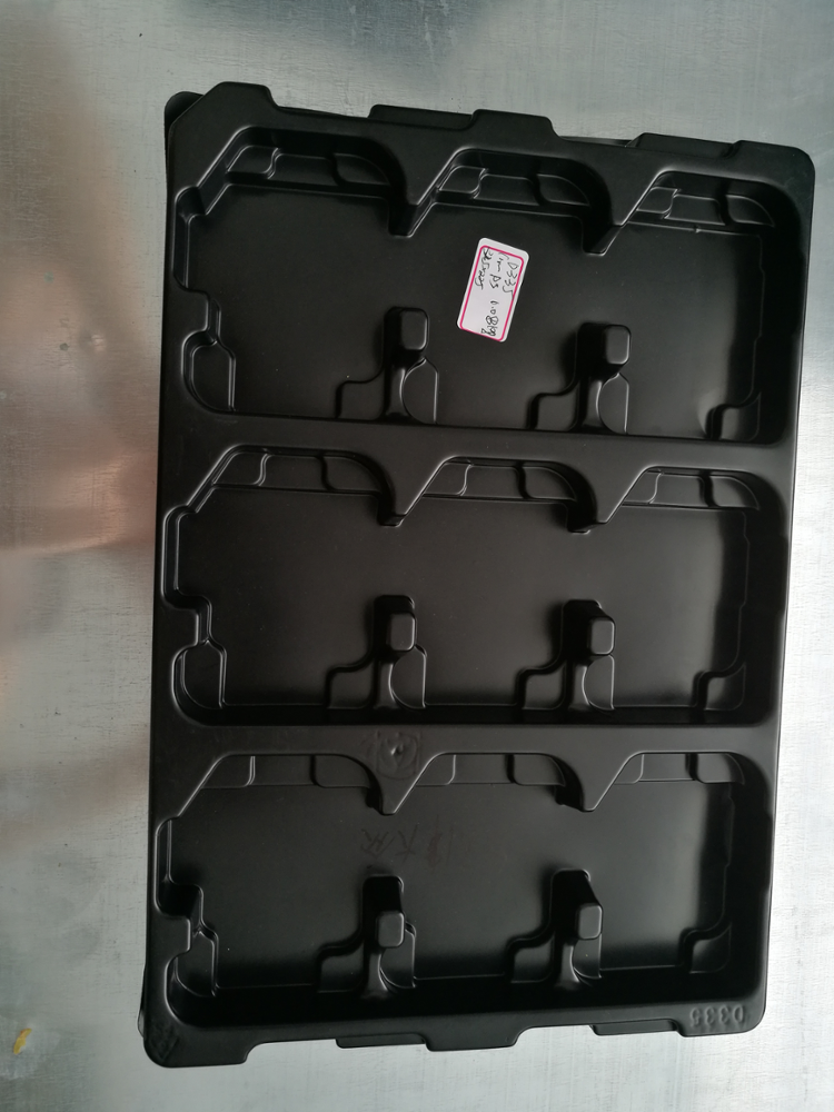 thermoformed tray and vacuum formed tray for hardwares and more products