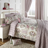 wholesale double bed high end quilt set with curtains