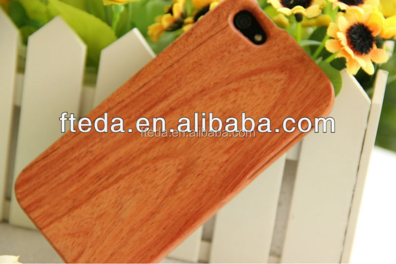 wood case for iphone 6, for iphone6 case/cover fused wood and carbon fiber