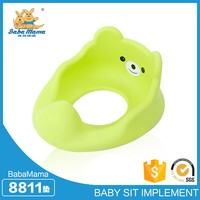 unique safety plastic toilet seat cover for baby for promotion