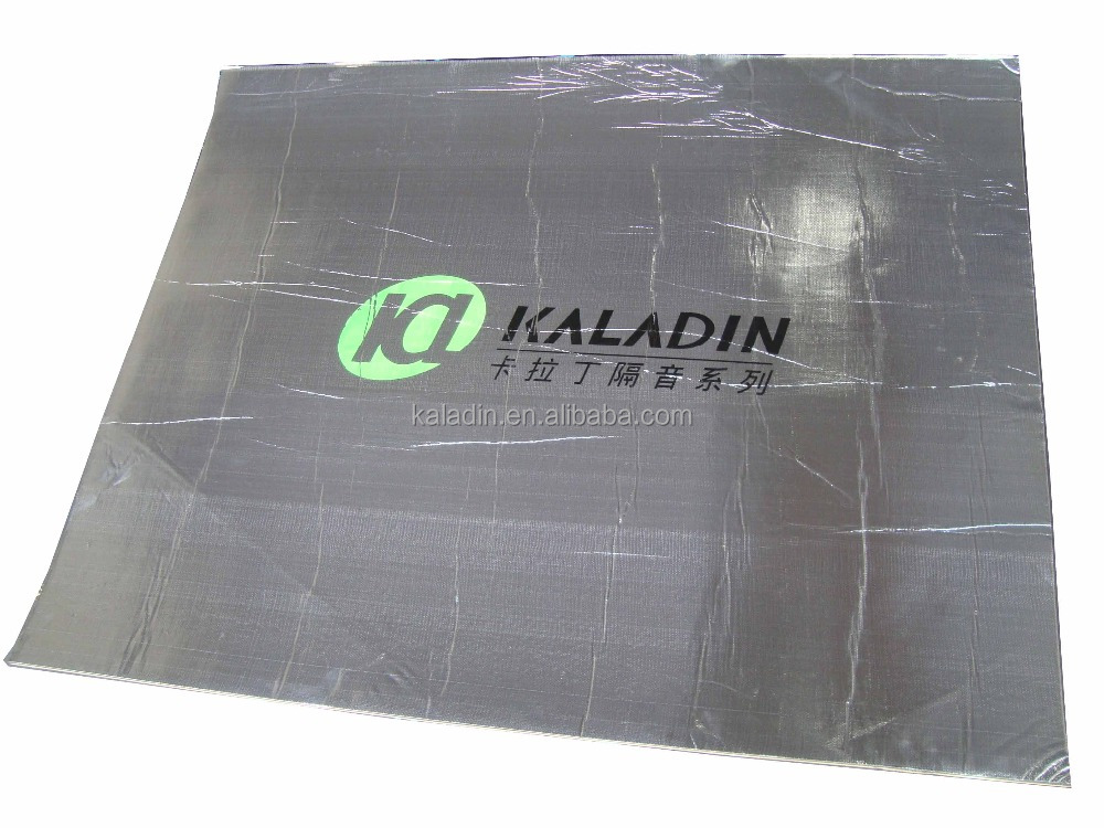 Soundproof EPDM Foam Pad For Auto Engine Cover Heat Insulation Material