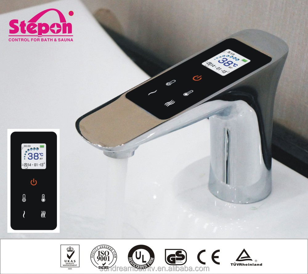 Sensor Digital Water Tap Smart Faucets Buy Sensor