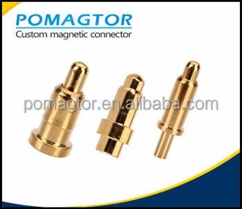 High Class Precision electrical plug brass pin