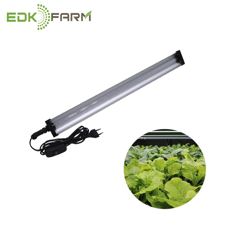 heat sink flood full spectrum hydroponic plant waterproof led grow light bar
