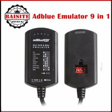 2017 New Arrival best quality 9 in 1 Adblue Emulator for Mercedes/ MAN/ Scania/ Iveco/ DAF/ Volvo/ Renault/ Ford/ Cu-m-m-ins