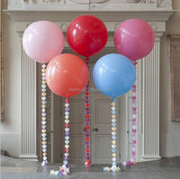 DEMI Wholesale wedding decoration balloon confetti party balloon