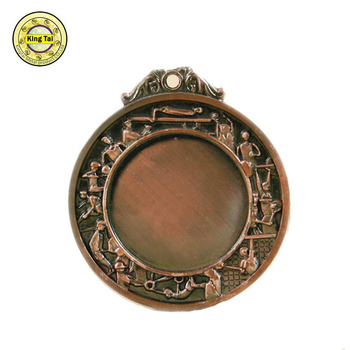 classical Egypt style customized of high quality blank metal medal