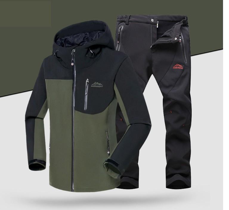 Remote Control Toys Obliging New Style Men Ski Suit Super Warm Clothing Skiing Snowboard Jacket+pants Suit Set Windproof Waterproof Winter Outdoor Sport Wear