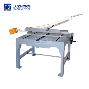 Promotion Hand Guillotine Shear GS-1000I Sheet Metal Cutting For Sale