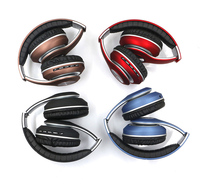 Wholesale Wireless Stereo Sounds Folding Headphone Super Stereo Bass Headset Factory The Best Wireless Headphones