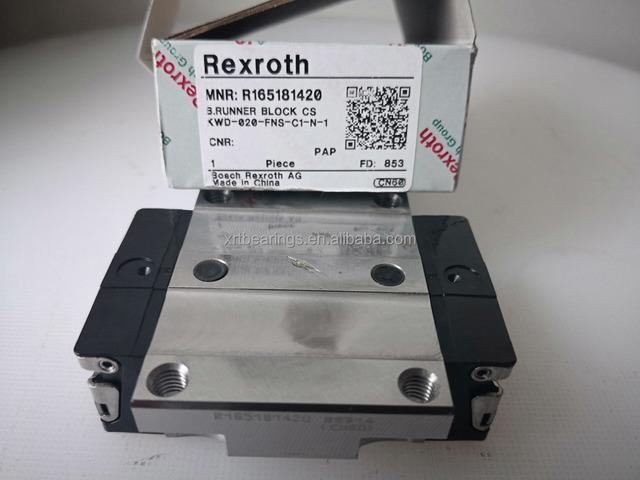 1 Stück Neue Rexroth Schieberlager R165121420 gg