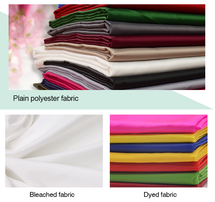 solid color T/C fabric 90gsm pants pocket lining fabric