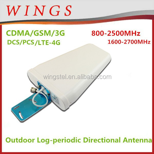 outdoor antenna log periodic antenna antenna wifi outdoor powerful signal receiving