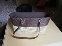 Newest trendy bamboo handbag-Nice Product from Huong Dang Handicrafts- Eco Friendly Material -100% Handmade From Vietnam