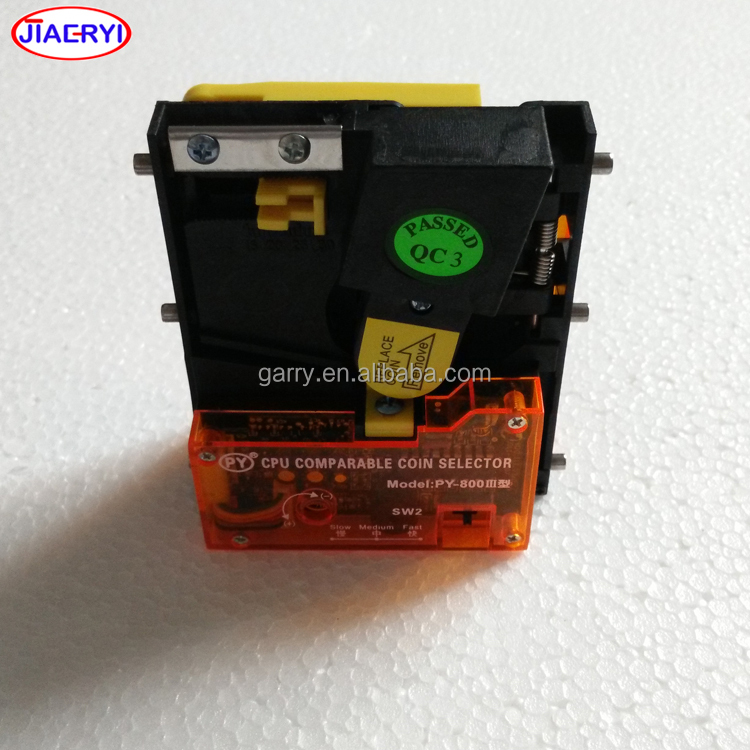 Knowledgeable Tw 131 Plastic Front Panel Cpu Multi Coin Acceptor Comparable Coin Selector Strong Packing Collectibles Arcade Gaming