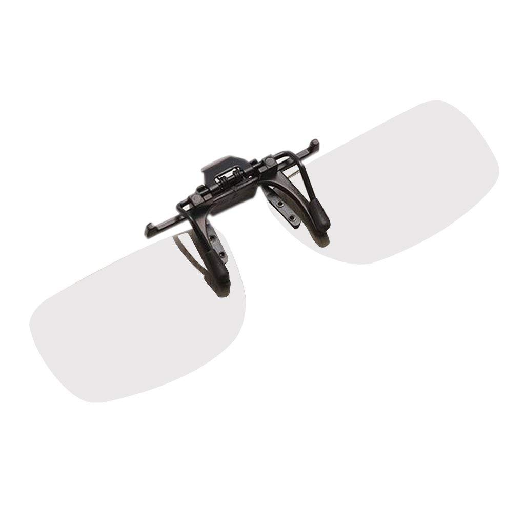 GaopaiCo 1 Pair Myopia Glasses 3D Clip On Make Eyes See 3D Effect Passive Movie TV Home Cinema