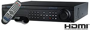 Heivision - HD-SDI Hybrid DVR 8CH H.264 1080P 4CH Recorder for HD-SDI camera, 4 Channel for Standard CCTV cameras, HDMI output, 1920x1080 1280X1024 1024X768 800X600 ***Hard Drive is not included*** 1 Year Warranty from HDSecurityStore