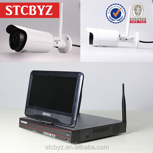 Stylish dome design realtime 8channel 720p full hd nvr wifi camera system