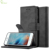 Alibaba Wholesale High Quality Invisible Magnet Wallet Case For iPhone 7 , For iPhone 7 Leather Case With Card Slot