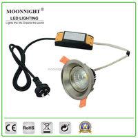 Alibaba led lights Best Choice 9W led downlight pendant
