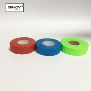 custom printed flagging tape reflective tape traffic barrier tape  manufacturer