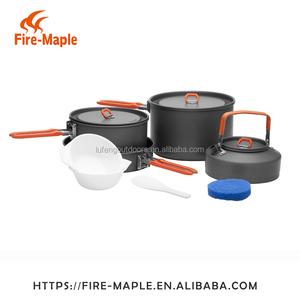 Fire-Maple FEAST 4 Outdoor Camping Aluminum Cookware