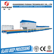 The best tempered glass production plant With Recycle System