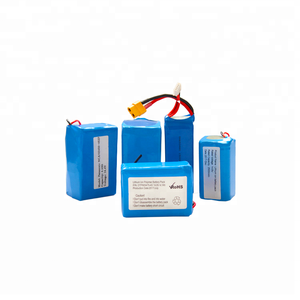 Lipo battery pack 11.v/12v 10000mah battery pack