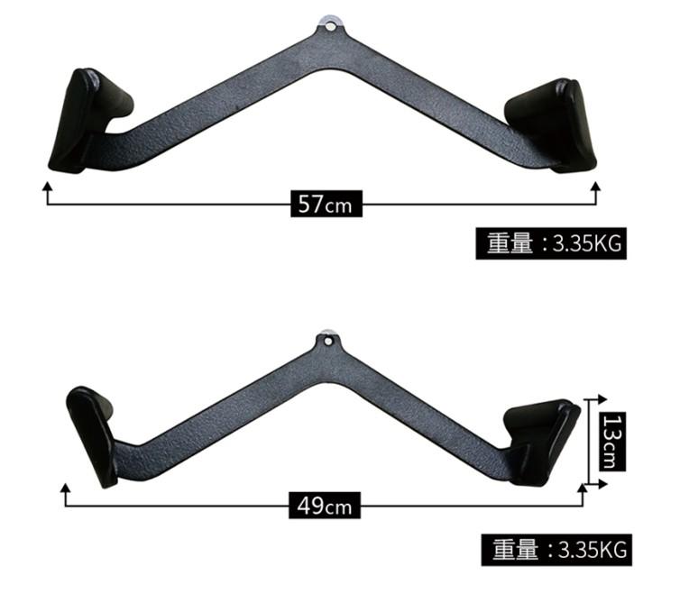 china gym apertos usados manipula cabos anexos