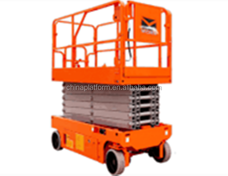High quality hydraulic genie scissor lifts for sale