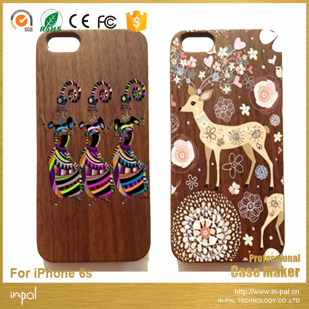 laser printer machine engraving cell phone wooden case for iphone6 7 6 6s plus