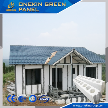 Onekin prefabricated house quick build houses sip panel - Quick build houses ...