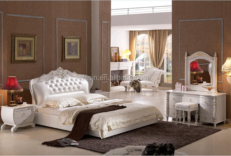 Wedding Bedroom Furniture Set Sd1205
