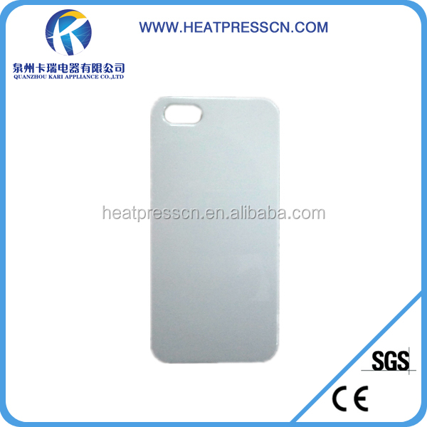 high quality customized 3D sublimation phone case for Iphone 4/4S