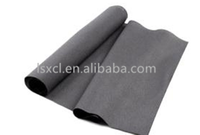 china supplier non-woven activated carbons fiber cloth activated carbon fiber paper use for water treatment