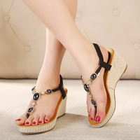 Long lasting Cheap girls wedge sandals