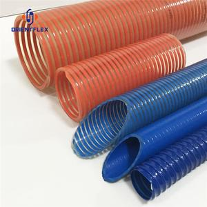 PVC Accordion Corrugated Suction Pipe Hose