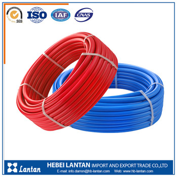 best quality Hot Water PEX Plastic Floor Heating Pipe