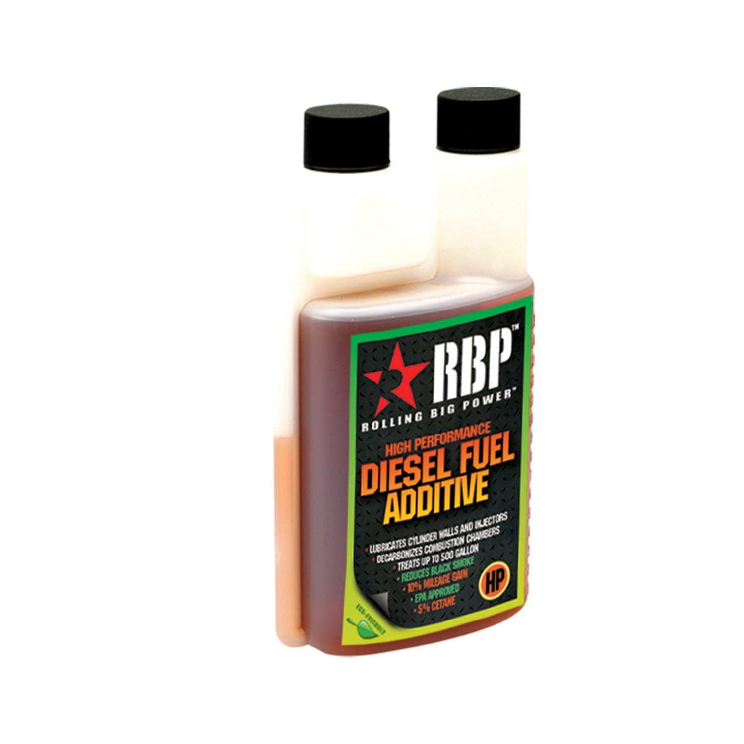 RBP RBP-80001HP 16 oz. High Performance Fuel Additive with Cetane for All Diesel Engines